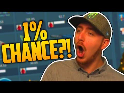 1% CHANCE?! (CSGO Lotto)