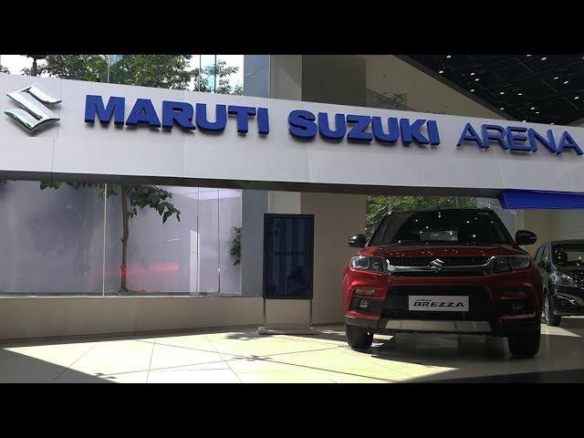 Maruti suzuki arena car price