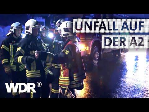 Feuer & Flamme   Verkehrsunfall auf der Autobahn   WDR