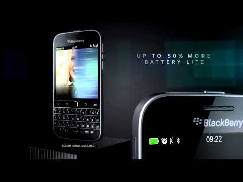 BlackBerry Classic: Your Power. Upgraded.