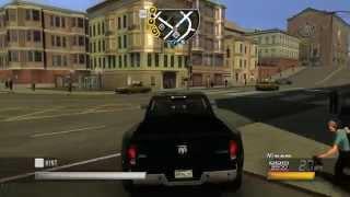 Driver: San Francisco - Dodge Ram 3500 Laramie (2010)