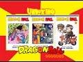 Mangá - Dragon Ball: Volume 26, 27 e 28 - UNBOXING