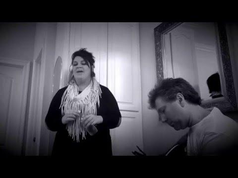 Brenna Hallberg & John Hasty- Burning House (Cover)