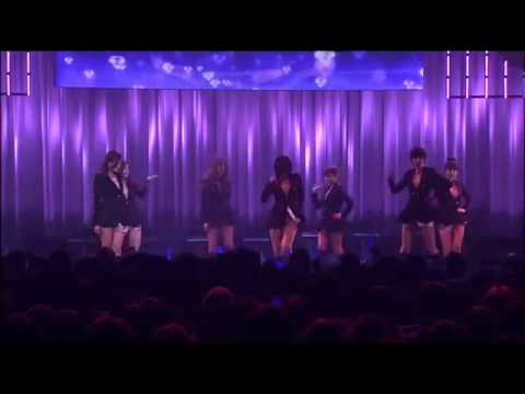 T-ARA (Lies) Christmas Concert PREMIUM LIVE in Osaka