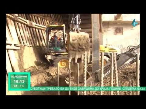 Sremska Mitrovica: Izgradnja podvožnjaka najveći projekat