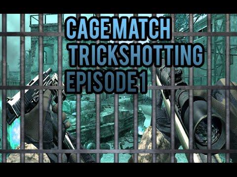 Download Cage Match Trickshotting   Episode 1   COD4!!