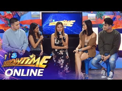It's Showtime Online: Luzon contender Giselle Saguban shares tragic experience in Dubai