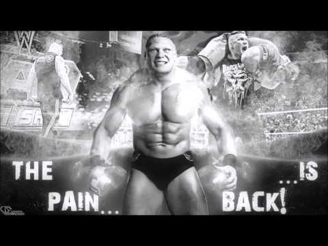 Brock Lesnar's 1st theme For 30 Minutes: Enforcer