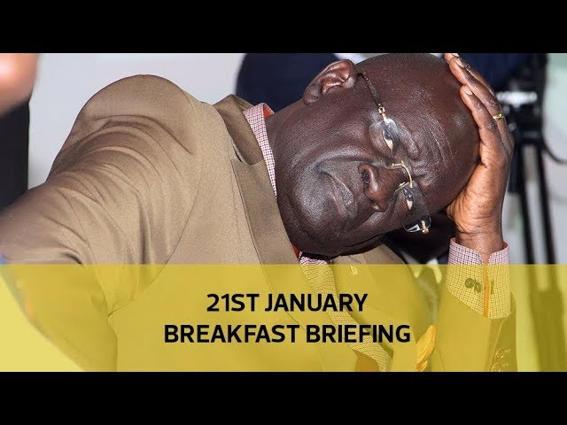 50% yet to join Form 1 | Western Kenya cries: Your Breakfast Briefing