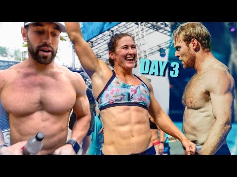 "WODAPALOOZA: Day 3 // Swim And ""9 Lives"" EMOM Workout"