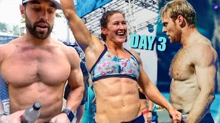 "WODAPALOOZA: Day 3 // Swim and ""9 Lives"" EMOM workout"