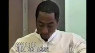 Tupac Interview At the prison