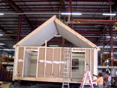 Modular Vaulted Ceiling In Progress Youtube