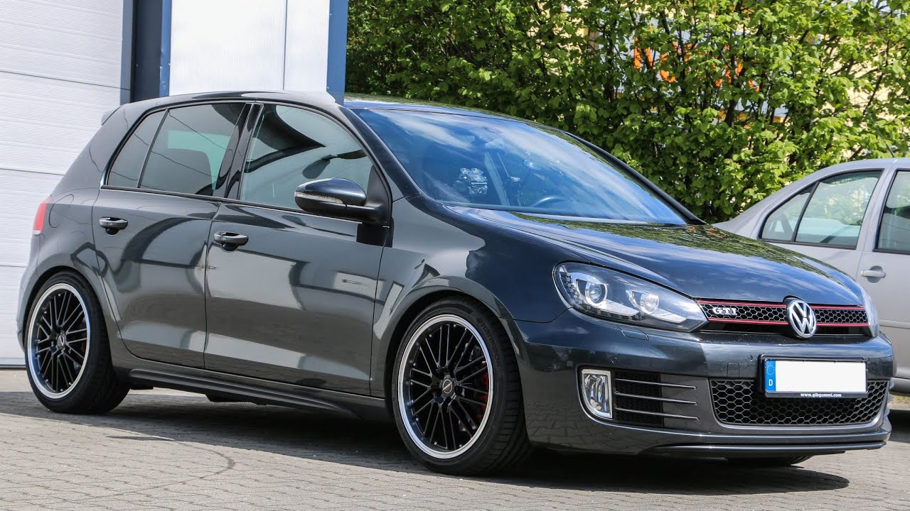 vw golf 6 gti blue images galleries. Black Bedroom Furniture Sets. Home Design Ideas