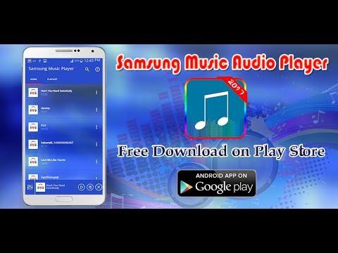 Samsung Music Audio Player - Aplicaciones en Google Play
