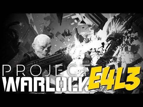 Project Warlock прохождение/ Промышленность-Воинская часть #4-3