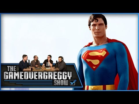 Why Superman Matters - The GameOverGreggy Show with Superman Writer Gene Luen Yang