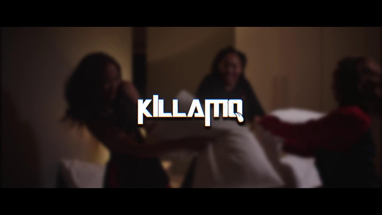 Dj KillaMo -  On Some Ft Tellaman, Lastee & Rowlene (Official Music Video)