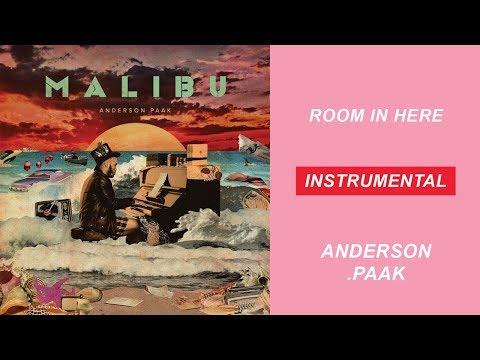 Anderson Paak Feat Game Sonyae Elise Room In Here