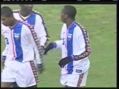 2001 (June 18) Ecuador 2- Ethiopia 1 (Under 20 World Cup)