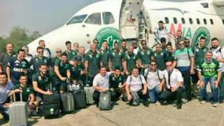 Brazil football team plane crash accident in colombia (Breaking news)