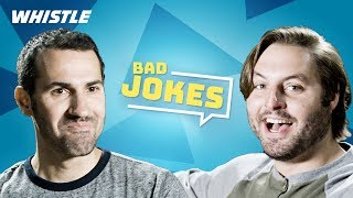 Bad Joke Telling | The Warp Zone