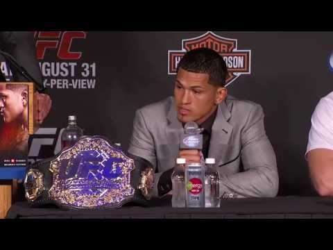 UFC 164: Post-fight Press Conference