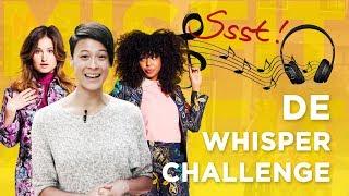 DE WHISPER CHALLENGE - MISFIT DE FILM