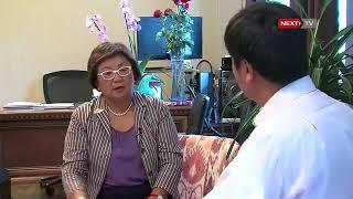Экс-президент Роза Отунбаеванын интервьюсу (толугу менен)