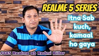 #885 Everything About Realme 5, Realme 5 Pro, Realme X Pro