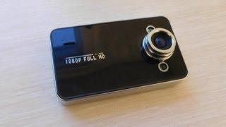 видео Видеорегистратор работает от батареек
