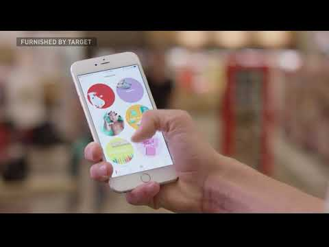 Target launches GPS for your shopping cart