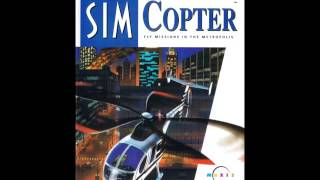 Sim Copter [PC CD-ROM] - Techno 6
