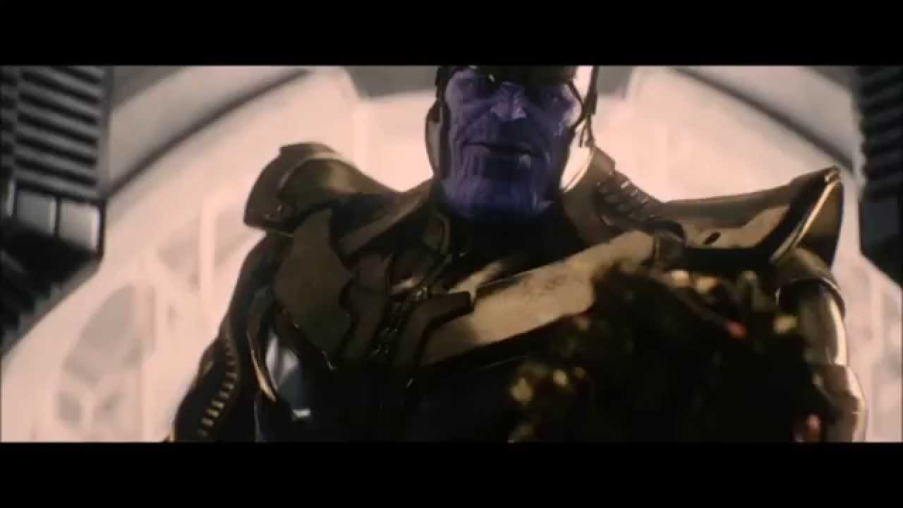 Avenger Age Of Ultron Sketch: Avengers: Age Of Ultron Thanos Post-Credit Scene HD