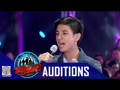 "Pinoy Boyband Superstar Judges' Auditions: Julijo Pisk  ""Simpleng Tulad Mo"""
