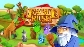 Fable Rush - match 3