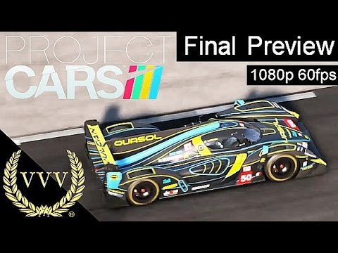Project Cars - Exclusive PS4 Gameplay Final Preview
