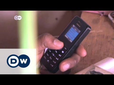 Mobile credit system takes Kenya by storm   Africa on the Move