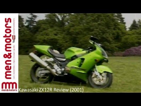 Kawasaki ZX12R Review (2001)