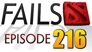 Dota 2 Fails of the Week - Ep. 216