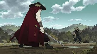 Sword of the Stranger fight scene