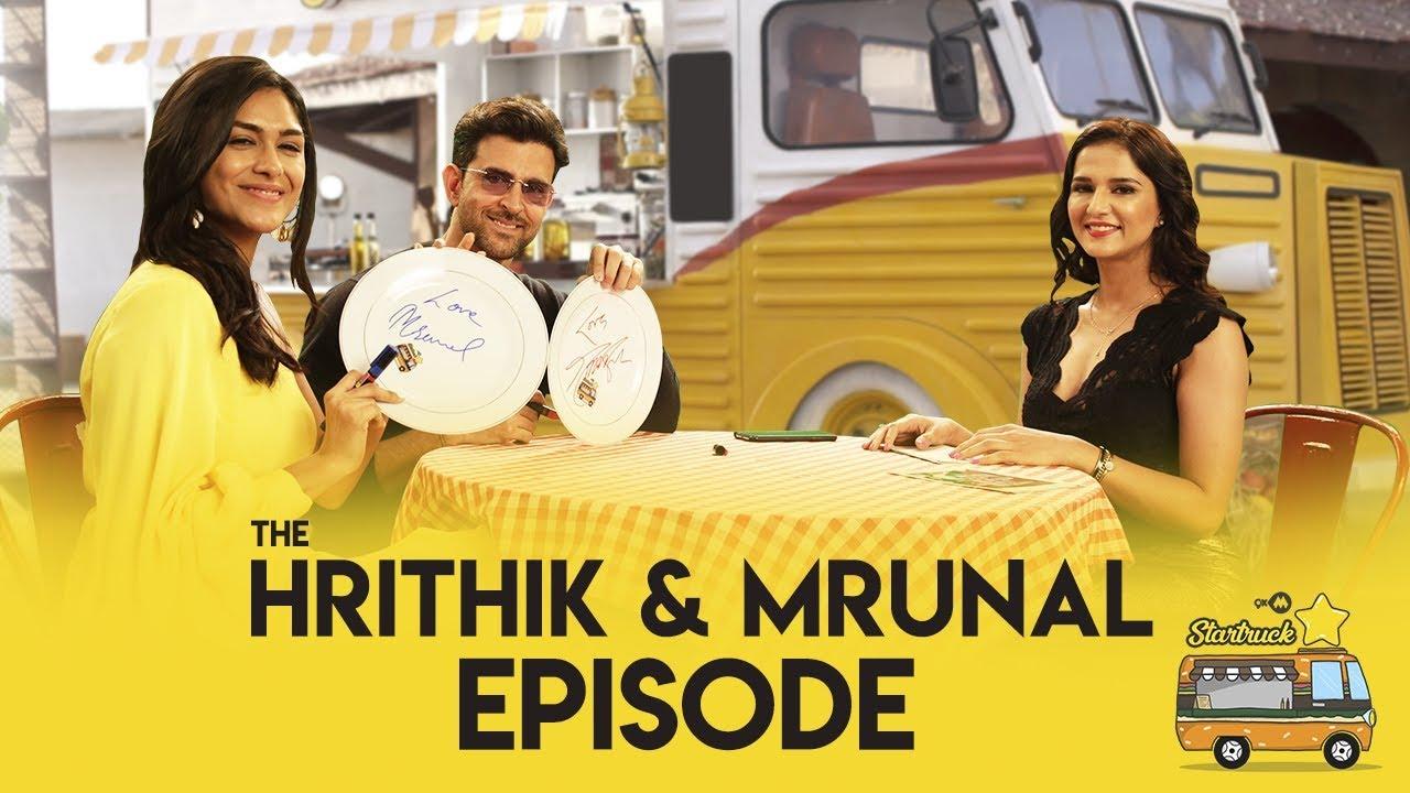 Hrithik Roshan Mrunal Thakur Super 30 Shipra Khanna 9xm Startruck Episode 10 Out Now Youtube