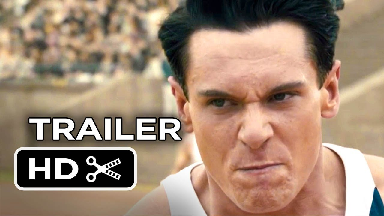 Unbroken Official Olympics Preview Trailer (2014) - Angelina Jolie Directed Movie HD