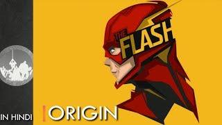 The Flash : Comic Book Origin | Explained In HINDI | DC Comics
