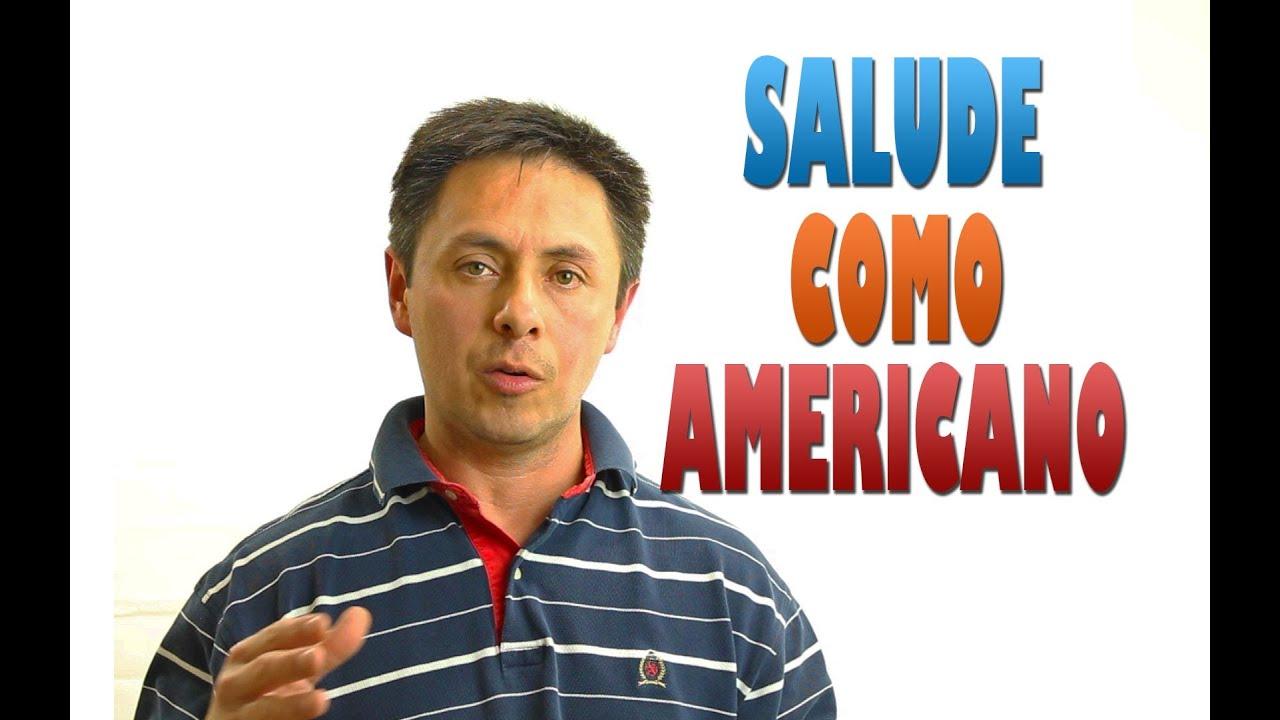 ¡Cómo saludar en Inglés!. Saludos más usados en Los Estados Unidos.