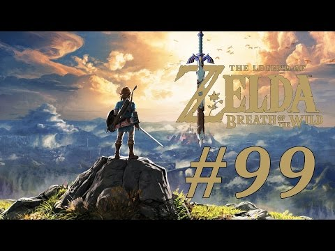 [Switch] The Legend of Zelda: Breath of the Wild - Set things aflame [Part 99]【No Commentary】