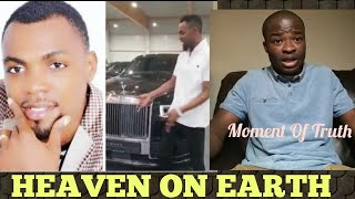 REASON WHY REVEREND OBOFOUR DON'T BELIEVE IN H-EAVEN EXPLAINED - Evangelist Addai