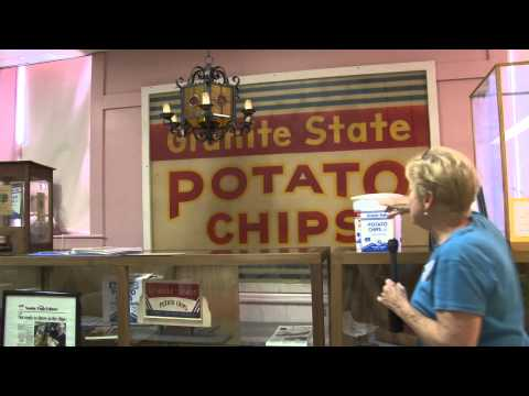Local History Granite State Potato Chip Factory of Salem NH