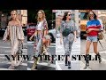 NYFW SS 2019 Street Style New York part 1