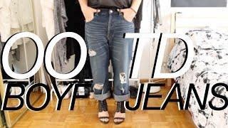 OOTD | Boyfriend Jeans